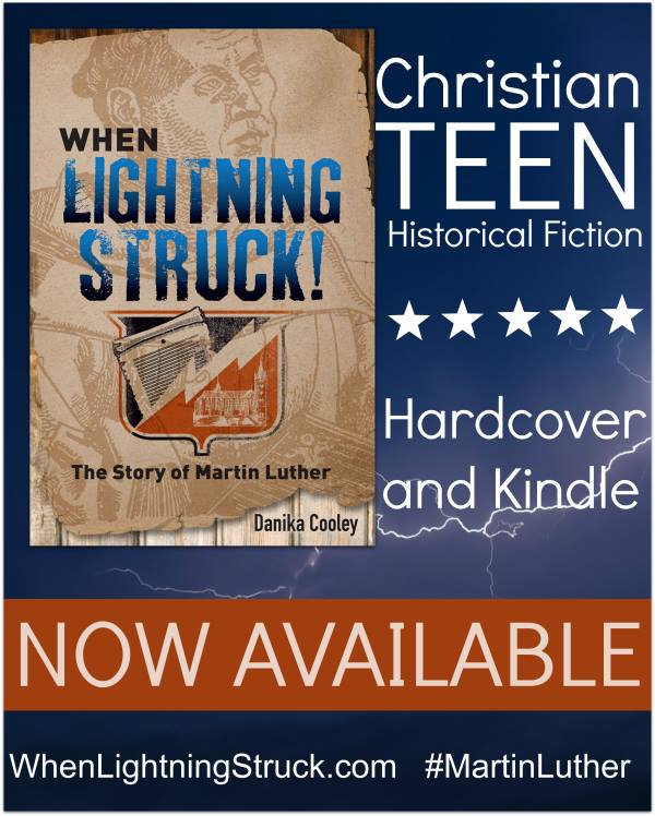 When Lightning Struck now available