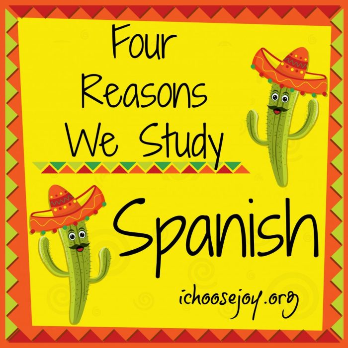 Four Reasons We Study Spanish