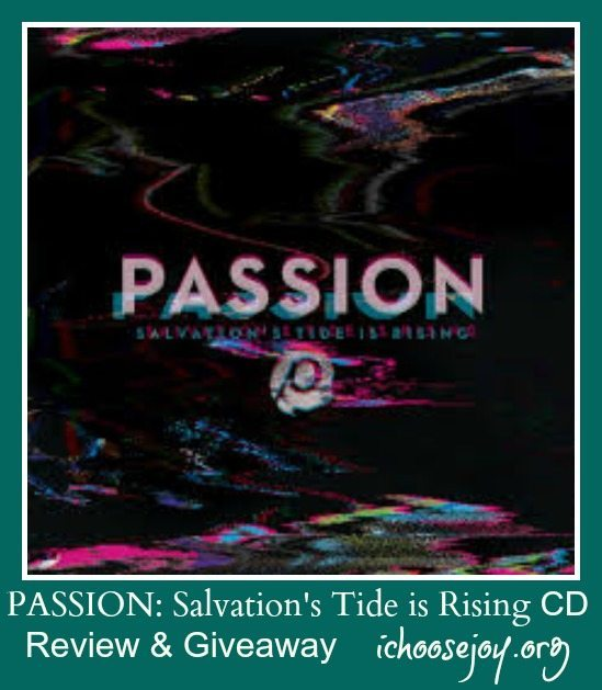 Passion CD review and giveaway
