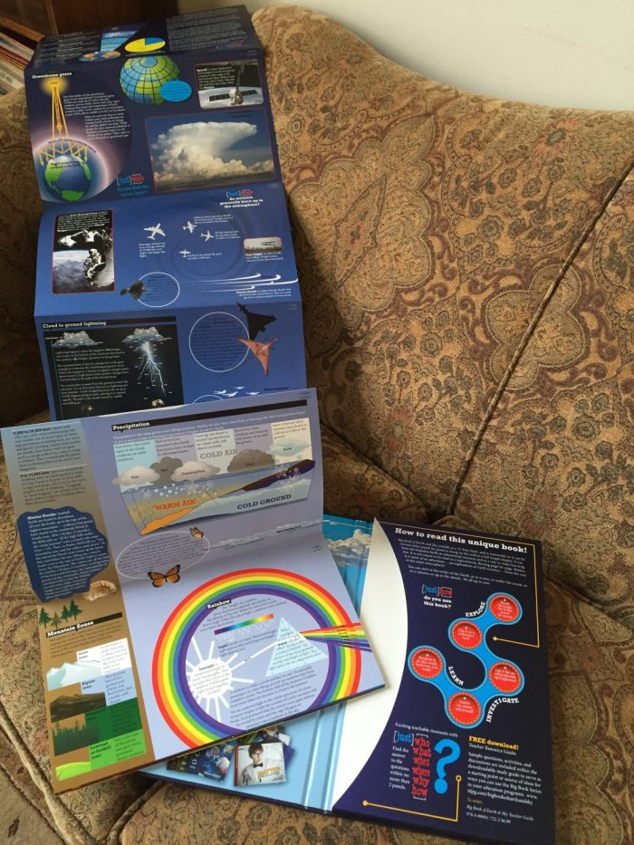 Reviews of Big Book of History and Big Book of Earth and Sky 001