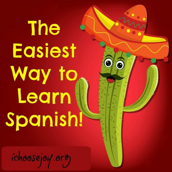 The Easiest Way to Learn Spanish