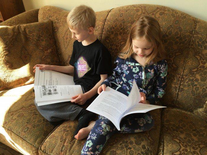 Grammar Galaxy Language Arts Curriculum for Early Elementary
