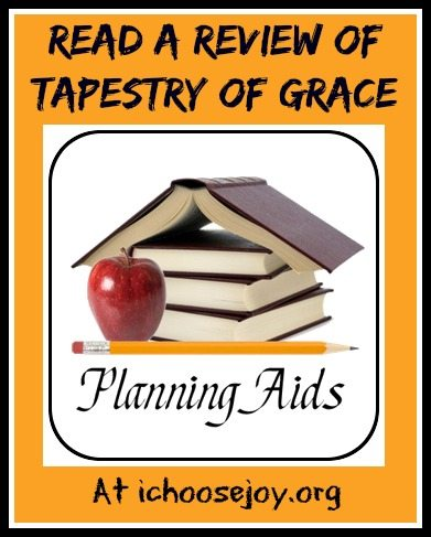 Tapestry of Grace Planning Aids