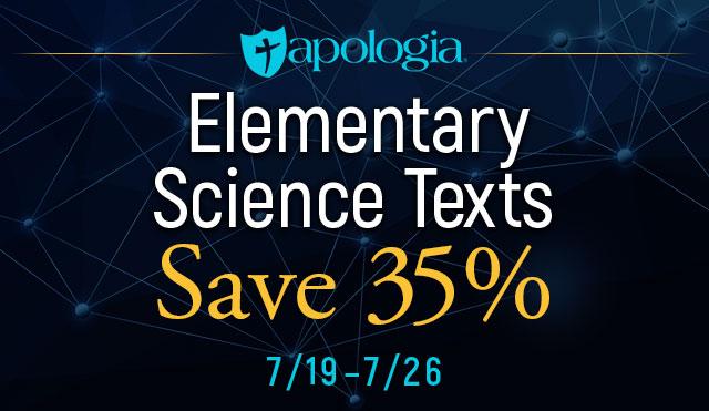 CBD sale on Science books