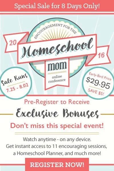 Online Homeschool Convention Next Week