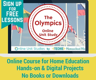 Olympics Online Unit Study on sale