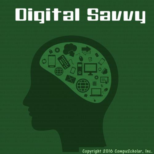 Digital Savvy course