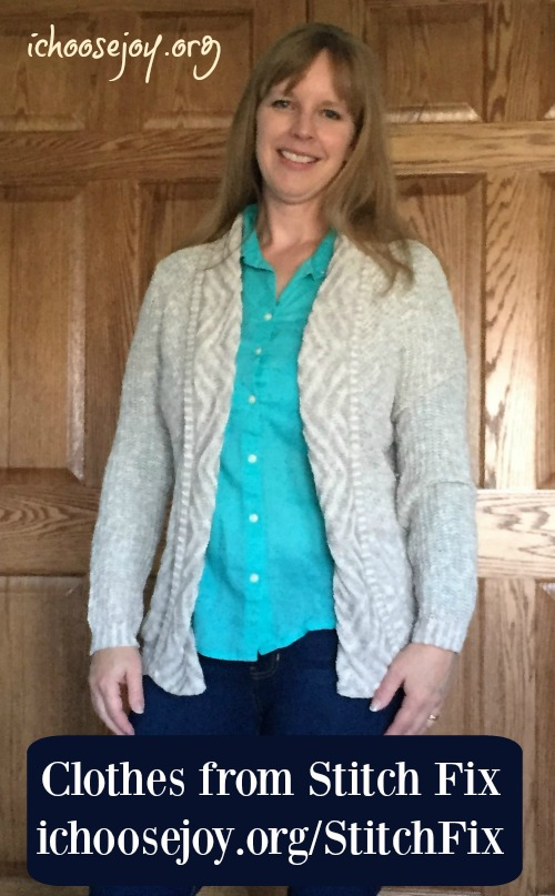 Clothes from Stitch Fix