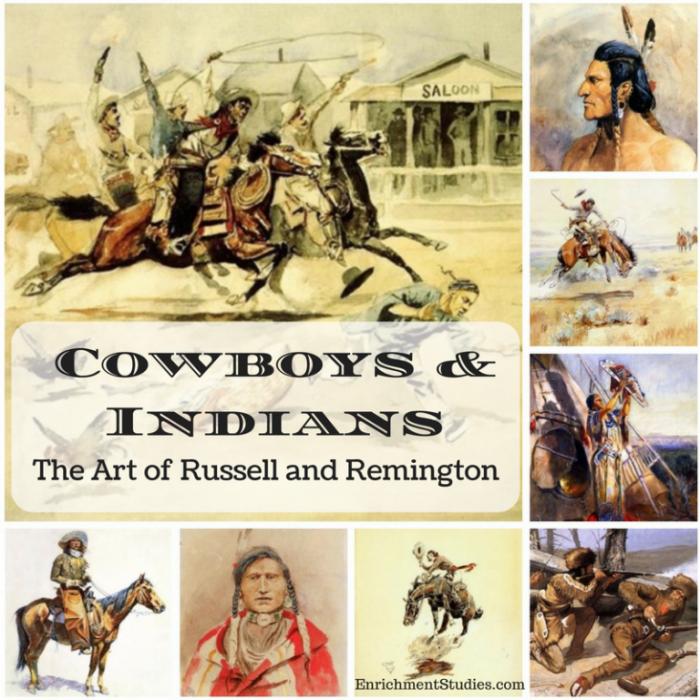 Cowboys & Indians Fine Art Pages