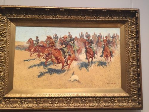 Frederic Remington art