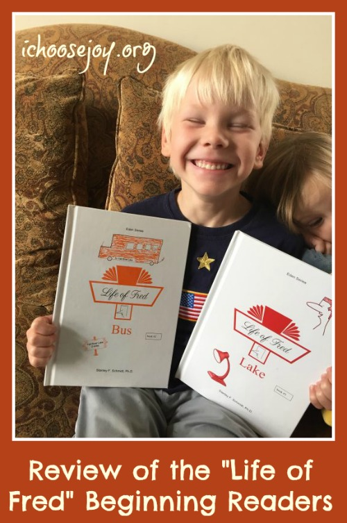 "Review of the ""Life of Fred"" Beginning Readers"