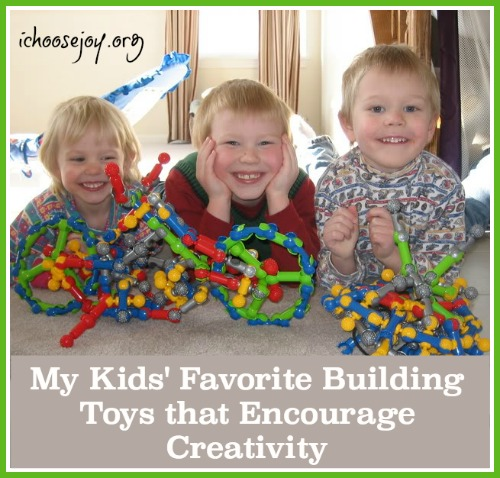 My Kids' Favorite Building Toys that Encourage Creativity (plus a $200 Cash Giveaway!)