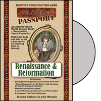 Project Passport Renaissance & Reformation
