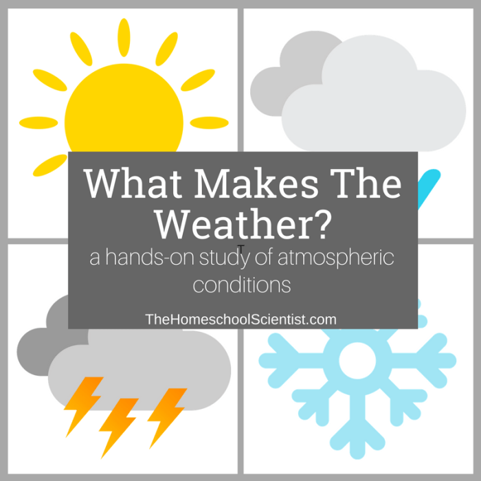 "Help Your Kids Learn About the Weather with ""What Makes the Weather?"""