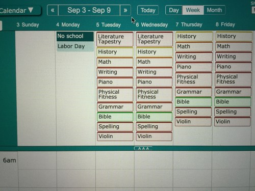 Homeschool Planet, a comprehensive online homeschool planner from Homeschool Buyers Co-op, try it free for 30 days