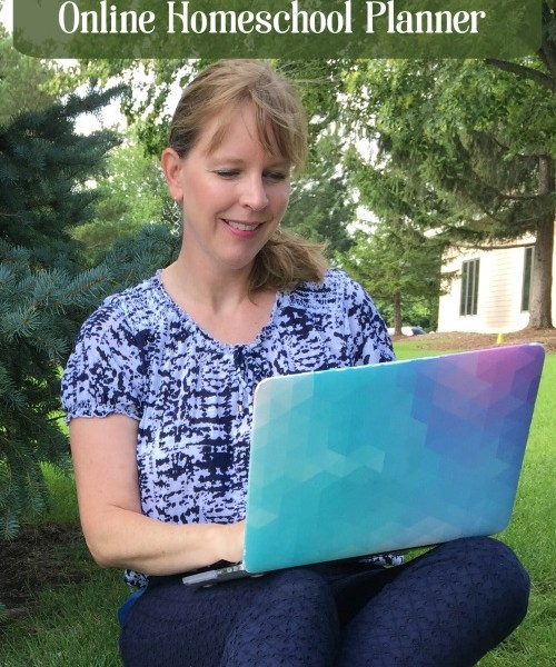 Review of Homeschool Planet, an Amazing Online Homeschool Planner. I Choose Joy!