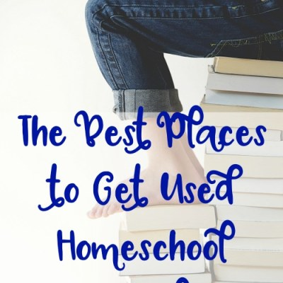 The Best Places to Get Used Homeschool Curriculum