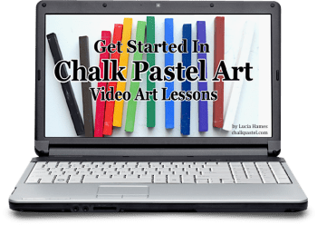 Get Started in Chalk Pastel online video art lessons