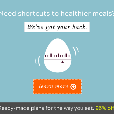 Healthy Meal-Planning ~ You Can Do It!