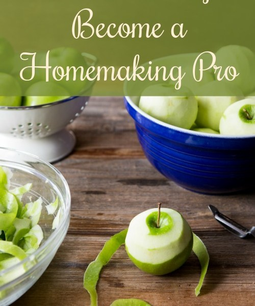 The Quick Way to Become a Homemaking Pro