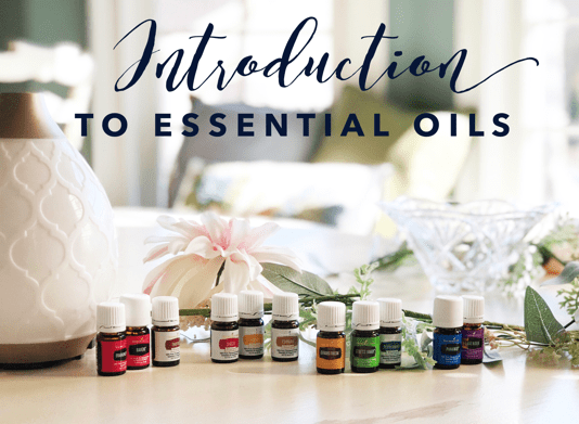 Essential Oils in Your Home
