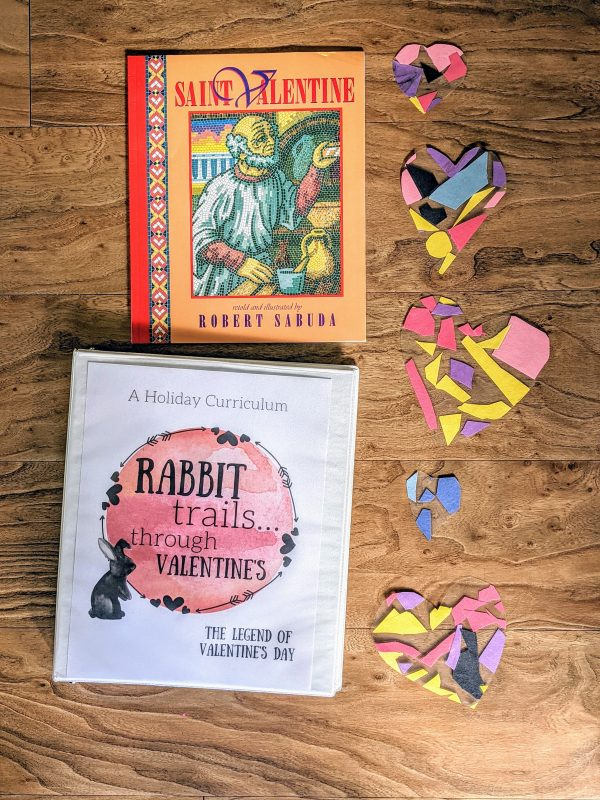 Rabbit Trails through Valentine's Day