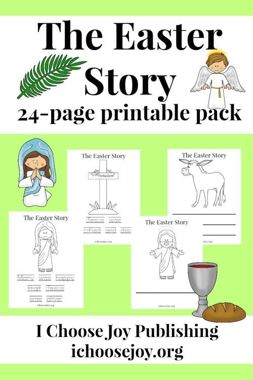 Bring Easter to Life with Resurrection Rolls Recipe & Devotional Printable Pack. #easter #resurrectionrolls #easterprintables #ichoosejoyblog