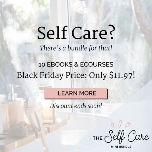 Self Care mini bundle