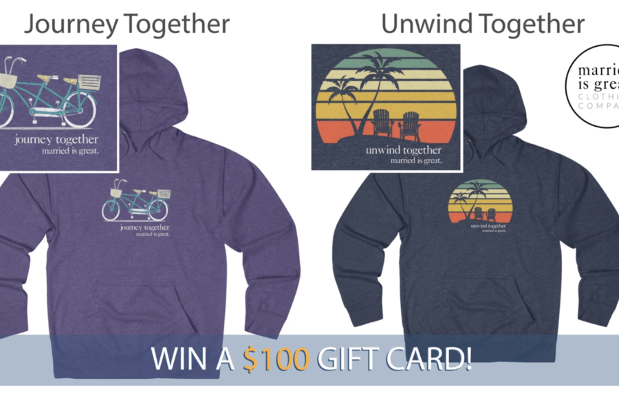 Married is Great shirts and hoodies giveaway