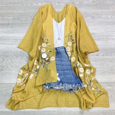 Daisy Kimono on Jane comes in four colors