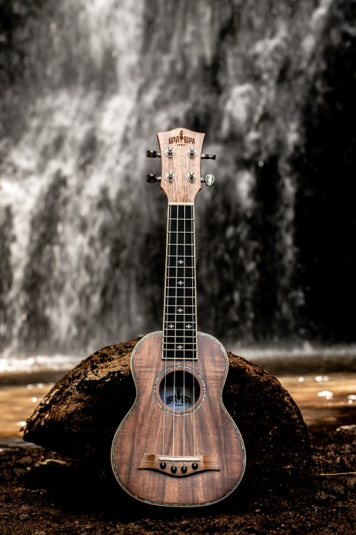 Enter to win a Upa Upa TahitiSoprano Fakarava ukulele, part of the World Geography giveaway from Music in Our Homeschool.