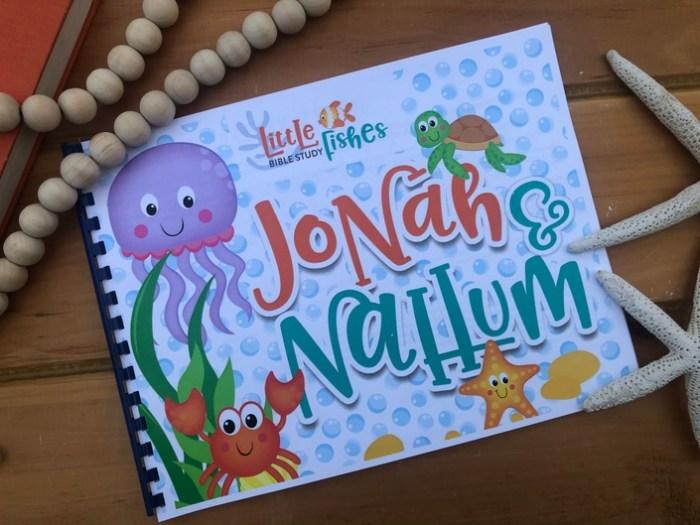 Jonah and Nahum: An Inductive Bible Study curriculum