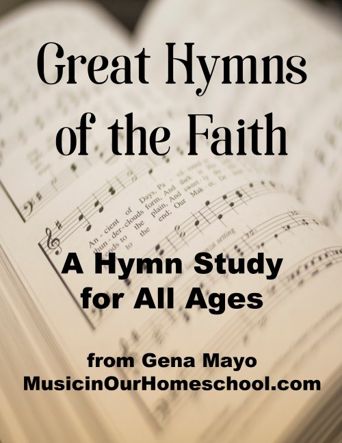 Great Hymns of the Faith pdf version with 10 hymns!