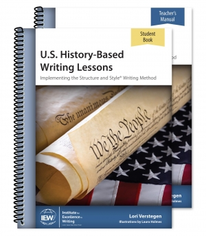 IEW U.S. History-Based Writing Lessons