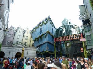 Ansturm auf den Hogwarts Express