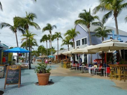 bunte City von Fort Myers Beach