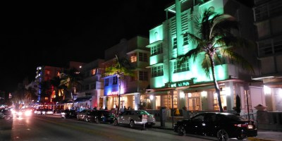 USA Florida Miami Beach Ocean Drive