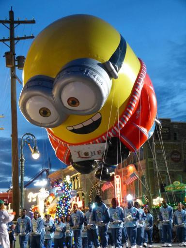 Riesen Minion Ballon