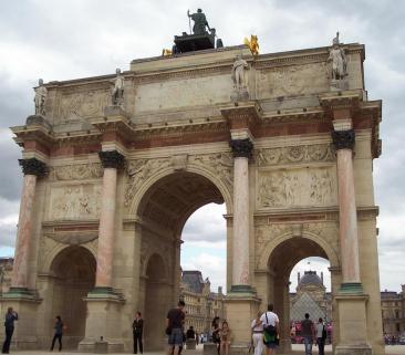 Arc de Triomphe Caroussel