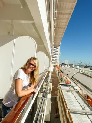 Unser Balkon - tolles Upgrade