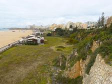 Portugal Algarve Portimao Praia da Rocha Strand
