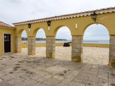 Portugal Algarve Portimao Praia da Rocha Festung