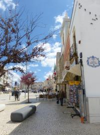 Portugal Algarve Loulé Altstadt Gassen