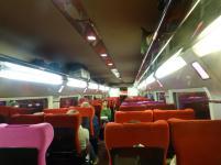 Thalys Zug Paris Anreise