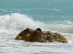 Algarve Benagil Strand Meer