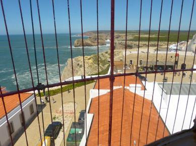 Algarve Cabo Sao Vicente Leuchtturm