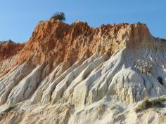 Algarve Falesia Klippen