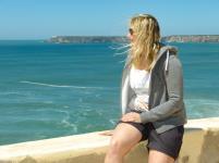 Algarve Ponta de Sagres Cabo Sao Vicente Küste Wellen