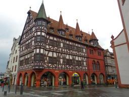 Fulda Barockviertel Altes Rathaus