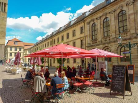 Fulda Barockviertel Vonderau Museum